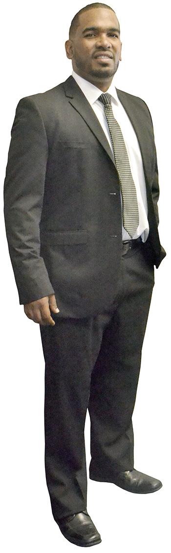 Harry Tapia. Administrador Financiero de HACE