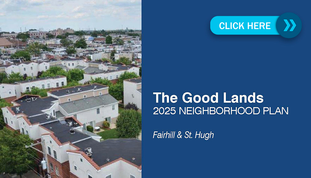 The Good Lands 2025 Neighborhood Plan